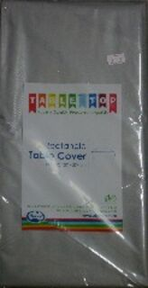 Table Cover Silver (TT)