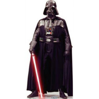 Stand Up Darth Vader - Hire