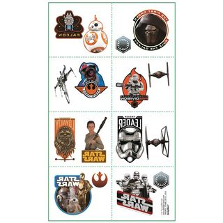 Star Wars Episode 7 Tattoos Pk16