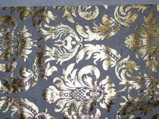 Table Runner Gold Black 290MMx5M