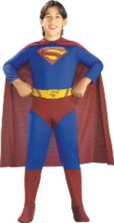 Costume - Superman Std - Medium (Child)