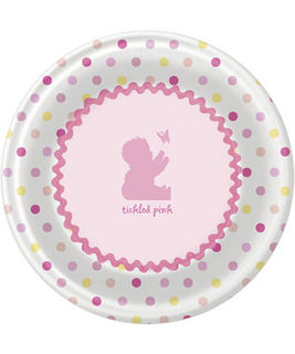 Tickled Pink Plate Lunch Pk8