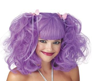 Wig - Rosie Pixie Lavender