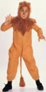 Costume - Wizard of Oz Cowardly Lion