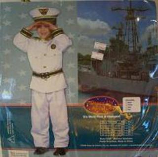 Costume - Admiral - Child