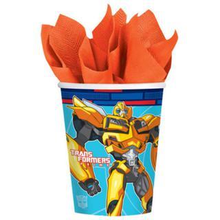 Transformers Cups Pk8