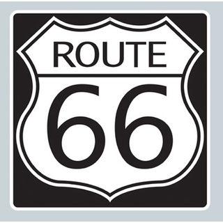 Cutout Route 66 Ea