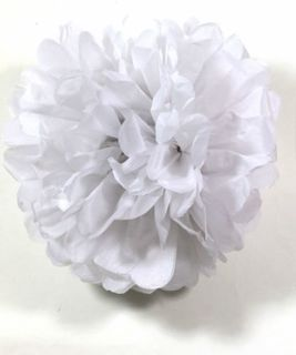 Puff Ball White 35cm
