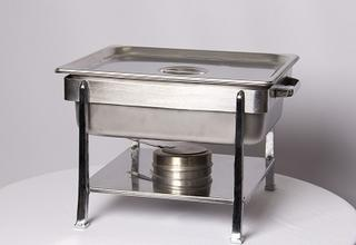 Chaffing dish - 4L Square Hire