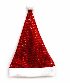 Dress Up Santa Hat withsequin