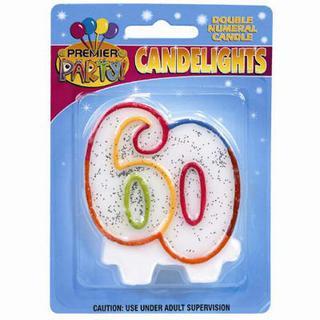 Candle Rainbow 60
