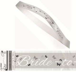 Sash Satin Bride To Be