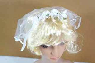 Dress Up Veil White