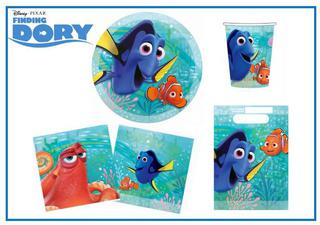 Finding Dory Party Pack 40Pcs