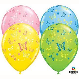 Balloons - Butterflies Around