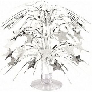 Cascade Centre Piece Star Silver