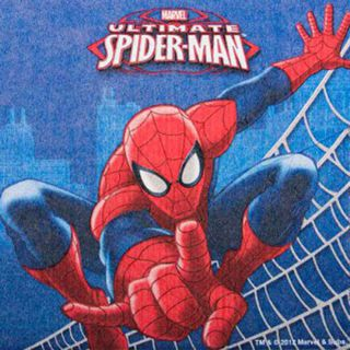 Spiderman Ultimate Lunch Napkins Pk16