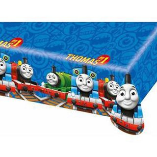 Thomas & Friends Plastic Tablecover