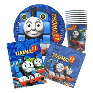 Thomas & Friends Party Pack 40pce