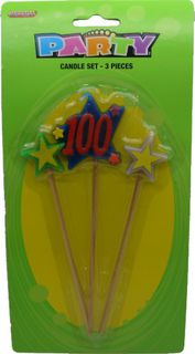 Candles Star Pick #100