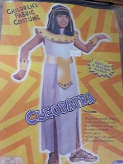 Costume Cleopatra Child (12-14) Lge