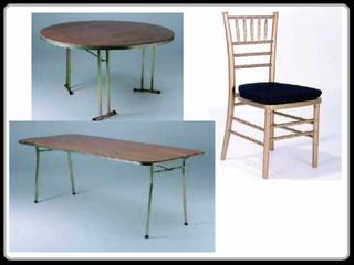 Hire Tables & Chairs