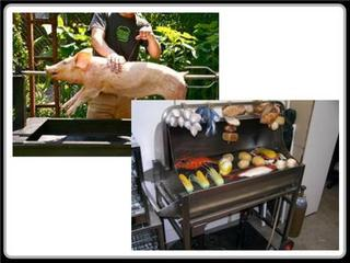 Hire BBQ's,Spits & Heaters