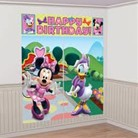 Minnie Wall Deco Kit Pk5