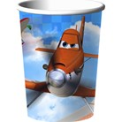Planes Cups Pk8