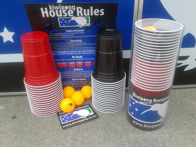 Beer Pong Pack
