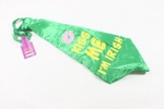 St Patricks Giant Tie Kiss Me I'm Irish