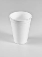 Cups Foam White 250ml Pk25