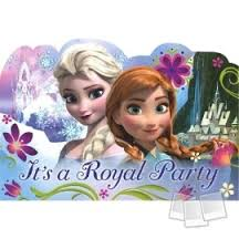 Frozen Invitations Postcard Pk8