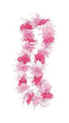 Bride To Be Dazzle Lei Pink/Wht
