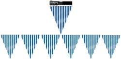 Banner Stripes Blue Flag 3.6M