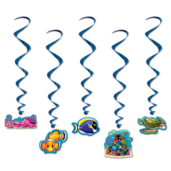 Under The Sea Whirls Pk5