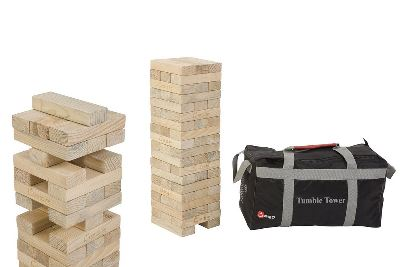 Game Jenga Hire 1 day/w'end hire