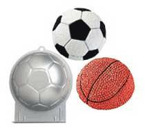 Cake Pan Soccer Ball - Hire